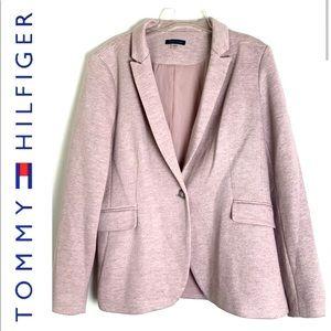 TOMMY HILFIGER Single Button BLAZER Jacket Size 16